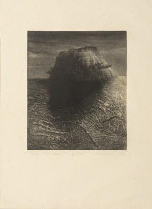Włodzimierz Kotkowski (1942-2011), Niby WIeża Babel I, 1982