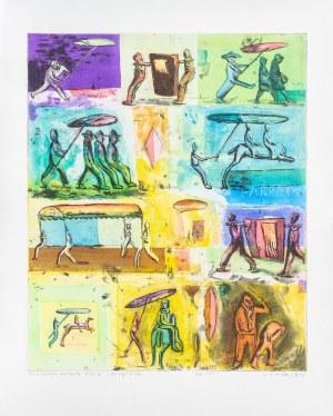 Jacek Sroka (ur. 1957), Kolorowe aspekty bycia służącym, 1999