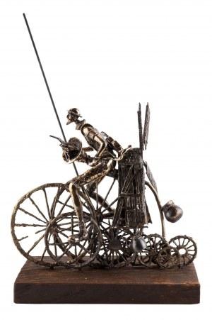 Tomasz Sętowski (ur. 1961 Częstochowa), Podróże Don Kichota - Don Quichotte, 2017