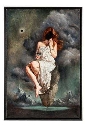 Anna Tomicka (ur. 1985), Crystal Silence, 2019