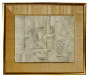 Alicja HALICKA (1889-1974), Kompozycja, 1916