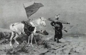 Józef BRANDT (1841-1915), U Brodu