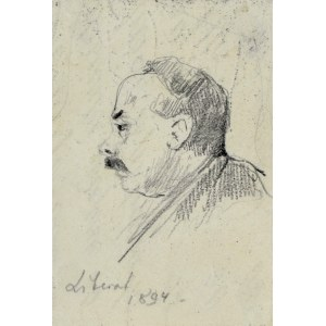 Tadeusz RYBKOWSKI (1848-1926), Literat, 1894