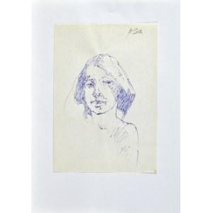 Roman BANASZEWSKI (1932-2021), Popiersie kobiety