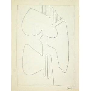 Zdzisław (CYAN) CYANKIEWICZ (1912-1981), Kompozycja XXXVII
