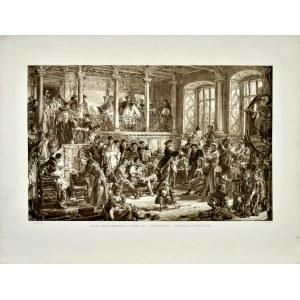 Jan MATEJKO (1838 - 1893), Złoty wiek literatury w wieku XVI – Reformacya – Przewaga Katolicyzmu