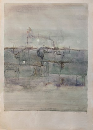 Jerzy Stajuda, Kompozycja, 1986
