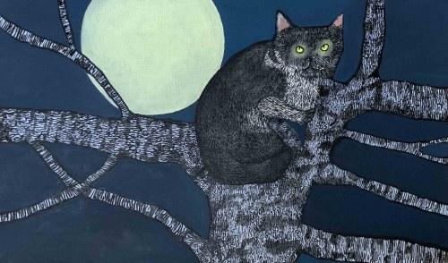 Aleksandra Bujnowska, Night Stalker, 2021