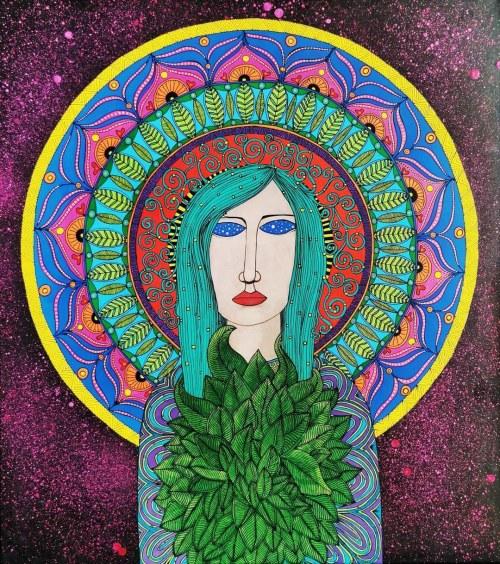 Luiza Poreda, Gaia, Matka Ziemia, 2021