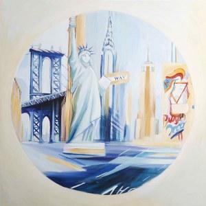 Edward Karczmarski, New York XIII, 2021