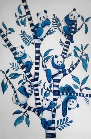 Aleksandra Lacheta (ur. 1992), Oh my panda!, 2021