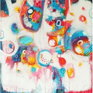 Marlena Rakoczy (ur. 1976), Crazy world, 2021