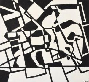 Tomasz Tais (ur. 1985), White horse, 2021