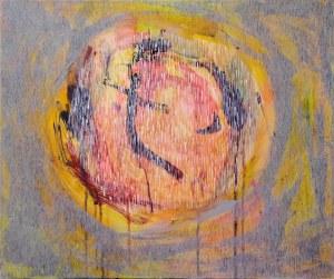 Maciej Szczurek (ur. 1982), Księżyc - zaćmienie, 2020