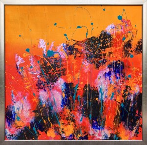 Marta Dunal (ur. 1989), W blasku słońca, 2021