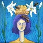 Małgorzata Chołda (ur. 1980), Queen to Bee, 2021