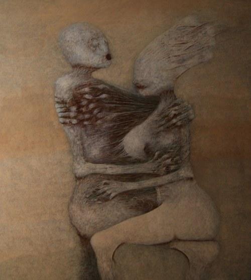 Mariusz Bizoń (ur. 1990), Bez tytułu, 2021
