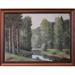 Konstanty MACKIEWICZ (1894-1985), Pejzaż