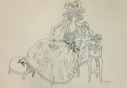 Maja BEREZOWSKA (1893-1978), Starościna Opeska
