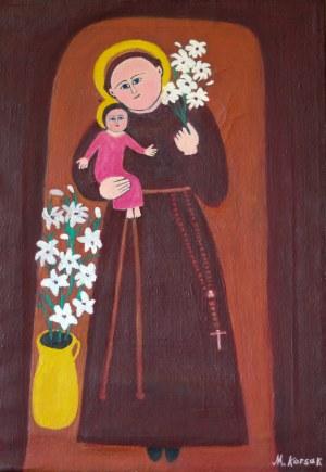 Maria KORSAK (1907-2002), Święty