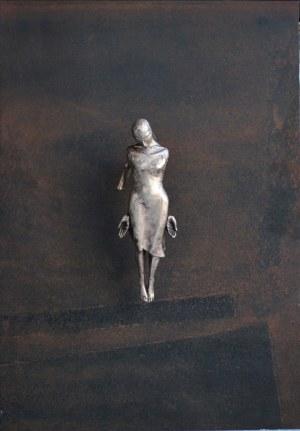 Magdalena Karłowicz (ur. 1978), Polka, 2021, unikat, z cyklu Matki Polki