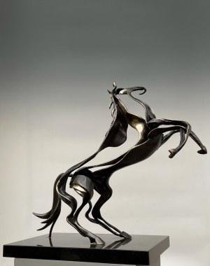 Michał Wysocki (ur. 1985), Horse 2, 2020
