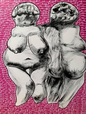 Iwona MOLECKA, Venus z różem