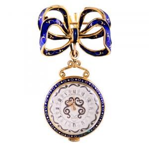 Zegarek kieszonkowy Maxim, II poł. XIX w.