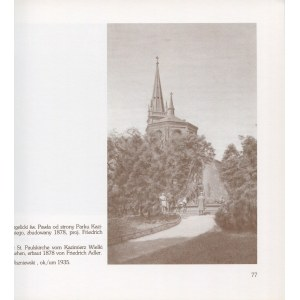 HOJKA Zdzisław, Bydgoszcz na starej fotografii, część druga, 1993
