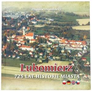 DYGDAŁOWICZ Zbigniew, Lubomierz. 725 lat historii miasta, 2016