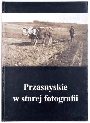 WRÓBLEWSKA Grażyna z zespołem, Przasnyskie w starej fotografii