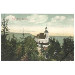 [GÓRA IGLICZNA. Sanktuarium Maria Śnieżna] Kirche Maria Schnee