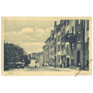 [KŁODZKO. Ulica Grunwaldzka] Glatz. Wiesenstrasse