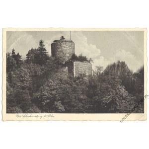 [ŁUPKI. Zamek Wleń] Die Lehnhausburg b. Lähn