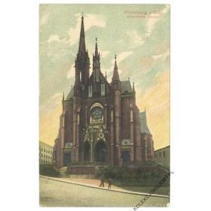 [WAŁBRZYCH] Waldenburg i. Schl. Katholische Kirche