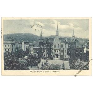 [WAŁBRZYCH] Waldenburg i. Schles. Rathaus