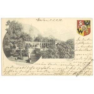 [WROCŁAW. Wzgórze Partyzantów] Liebichs-Höhe, Breslau