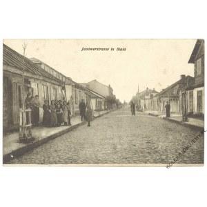 [BIAŁA PODLASKA] Janowerstrasse in Biala