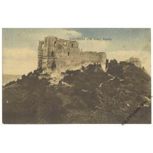 [KAZIMIERZ DOLNY] Kazimierz n/W. Ruiny zamku