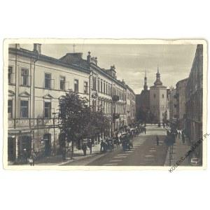 [LUBLIN. Ulica Kapucyńska] Lublin. Kapuzinerstraße
