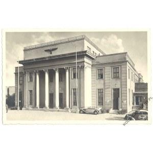 [LUBLIN. Dom Żołnierza] Lublin. Haus der Nationalsozialisten