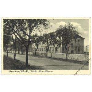 [GORZÓW WIELKOPOLSKI. Koszary] Landsberg (Warthe), Walter-Flex-Kaserne