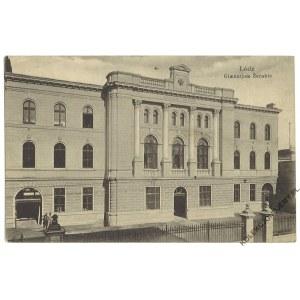 ŁÓDŹ. Gimnazjum Żeńskie