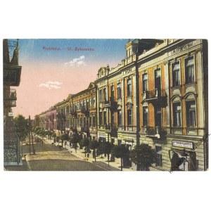 PIOTRKÓW TRYBUNALSKI. Ulica Bykowska