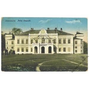 SKIERNIEWICE. Pałac Cesarski