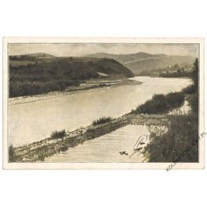 [JAZOWSKO] Dolina Dunajca w okolicach Jazowska, wyd. PTK