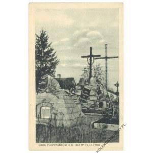 [TARNÓW] Grób powstańców z r. 1863 w Tarnowie