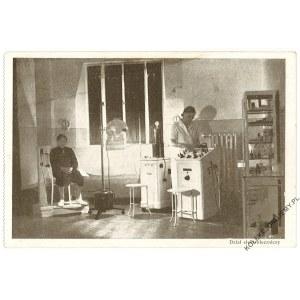 [OTRĘBUSY] Sanatorium Karolin. Dział elektroleczniczy