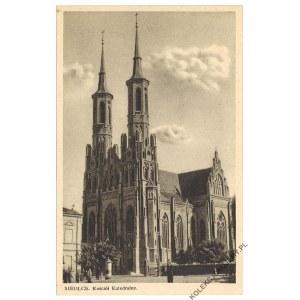 SIEDLCE. Kościół Katedralny