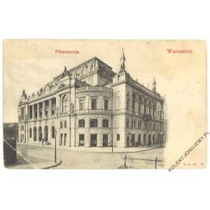 WARSZAWA. Filharmonia
